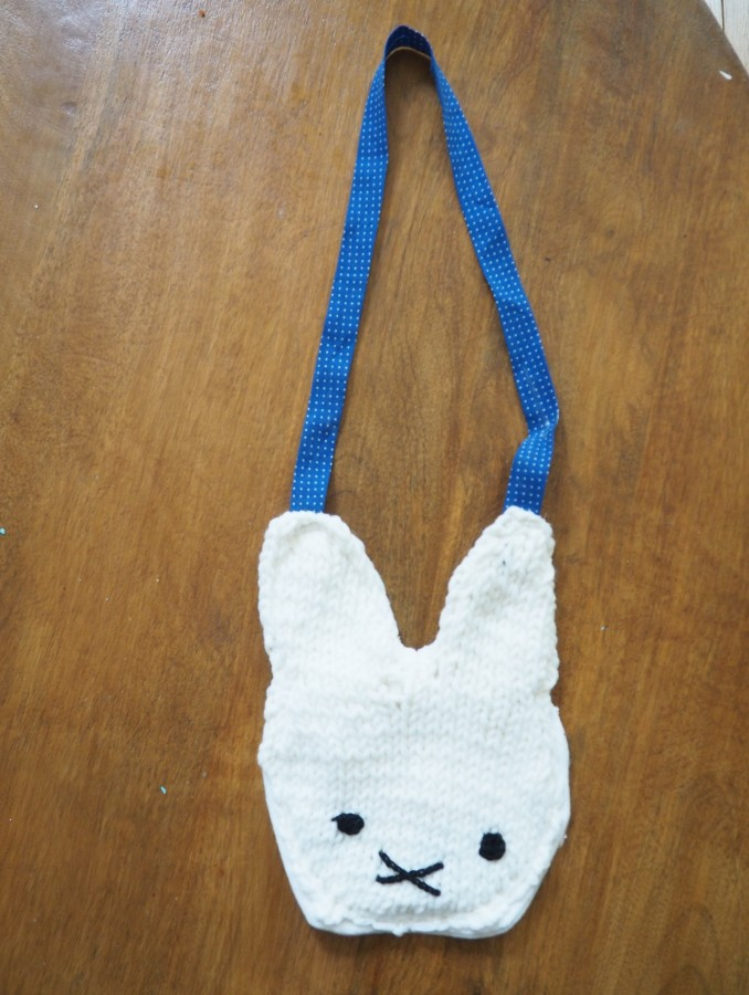 DIY : un petit sac Miffy