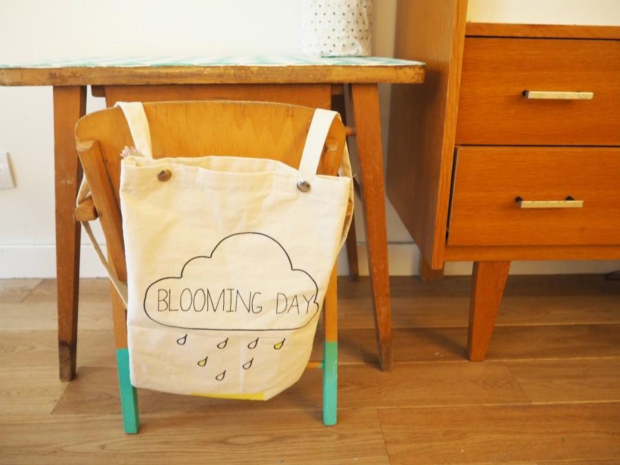 DIY : Quand un tote bagdevient…