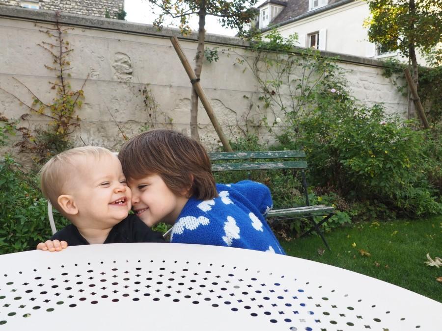 Grand frère / Petitesoeur