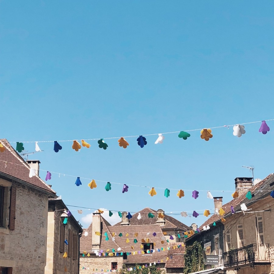 La Dordogne.