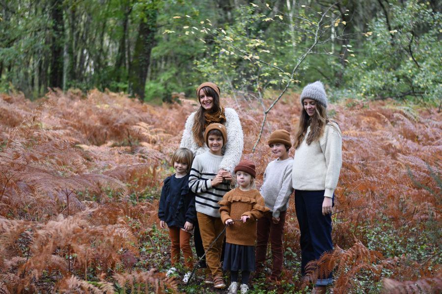 Un week-end avec la choufleur's family